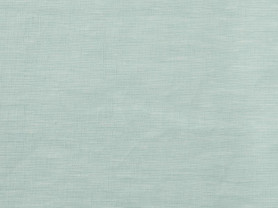 Water green linen napkin